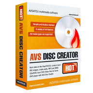 AVS Disc Creator 5.2 Full [ Activation Key + Crack ] Free Download