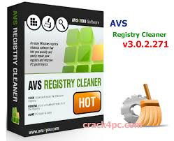 AVS Registry Cleaner 4.0.3 Crack + Serial Key Free Download