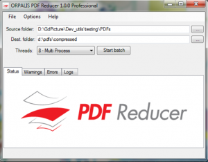 ORPALIS PDF Reducer Professional 3.0.22 Serial Key + Crack Free!
