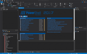 PowerShell Studio 2017 Serial key plus Crack Full Version