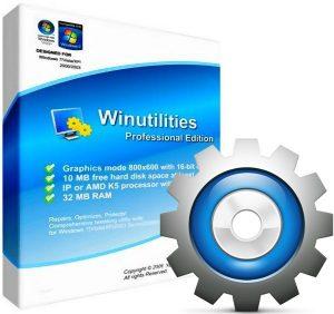 WinUtilities 13.24 + Serial Key [ Crack ] Free Download