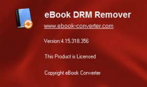 eBook DRM Removal Bundle 4.16.1120.383 Crack Key + Portable