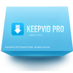 KeepVid Pro 6.4.1 Crack + Serial Key Free Download