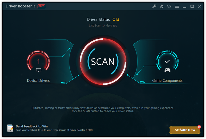 Driver Booster 7.4.0 Crack + Patch & Serial Key Free 2020 Download