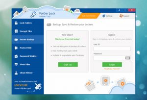 Folder Lock 7.6.8 Crack With Serial key Free Download..