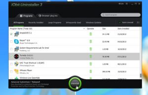 IObit Uninstaller Pro 7.3 Crack+ License Keys Free Download