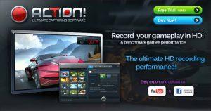 Mirillis Action! 2.3.0 Crack Full Download