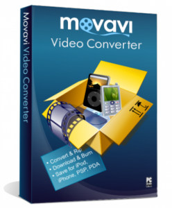 Movavi Video Converter 18 Crack & Serial Key Free Download