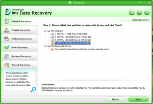 Tenorshare Any Data Recovery Pro 5.1.0.0 Registration Code & Crack Free Download.