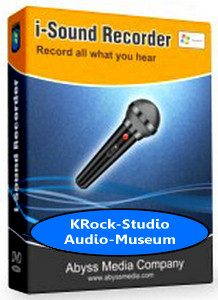 AbyssMedia i-Sound Recorder v7.5.8.1 Crack & Serial Key Full Version Free Download