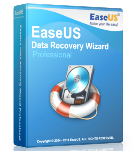 EaseUS Data Recovery Wizard Pro 11.8 Crack + Serial Keygen 2018