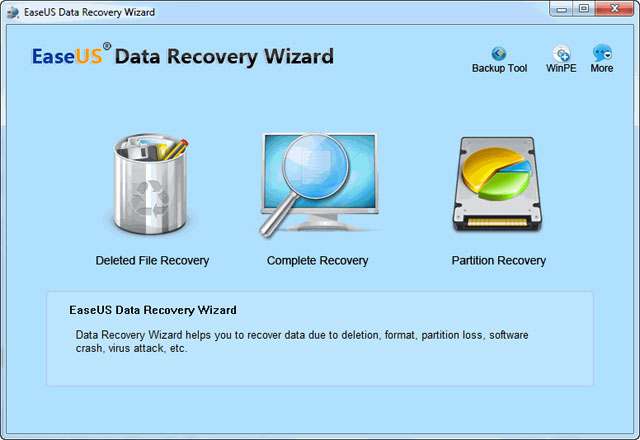 EaseUS Data Recovery Wizard Pro 13.3 Crack + Serial Keygen 2020