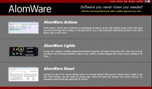AlomWare Reset 3.09.1 Crack + Serial Key download Free