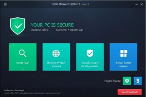IObit Malware Fighter 5.0.2.3804 Pro + Serial Key Download [latest]