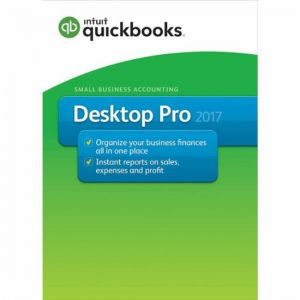 QuickBooks Pro 2017 Crack Plus Serial Key Download Free [Latest]