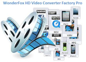 WonderFox HD Video Converter Factory 13.1 Pro Crack Download