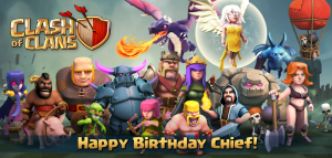 Clash of Clans Hack/Mod Unlimited v9.105.9 APK
