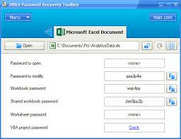 Office Password Recovery Toolbox 4.2 Crack+Premium Key Free Download