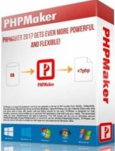 PHPMaker 2020 Crack With Keygen Free Download