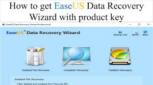EaseUS Data Recovery Wizard 13.3 Crack + Key Free Download
