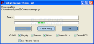 Farber Recovery Scan Tool Crack +Keygen Free Download