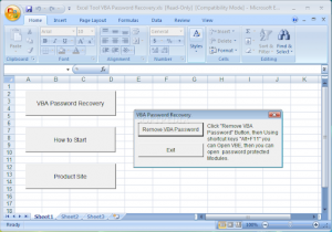 VBA Password Recovery Master 3 Crack+Serial Key Free Download