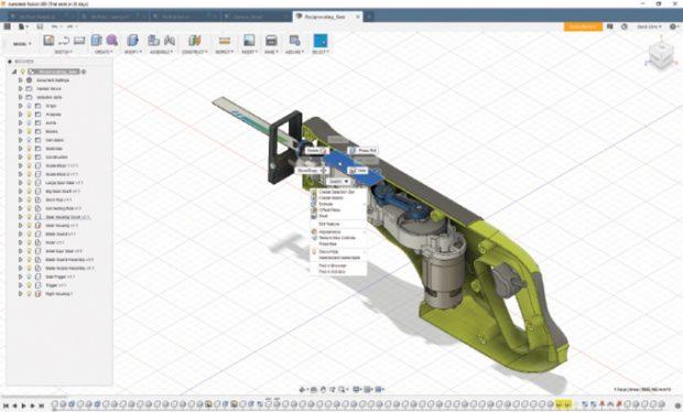 Autodesk Fusion 360 2.0.8156 Crack+ Premium Code Free Download