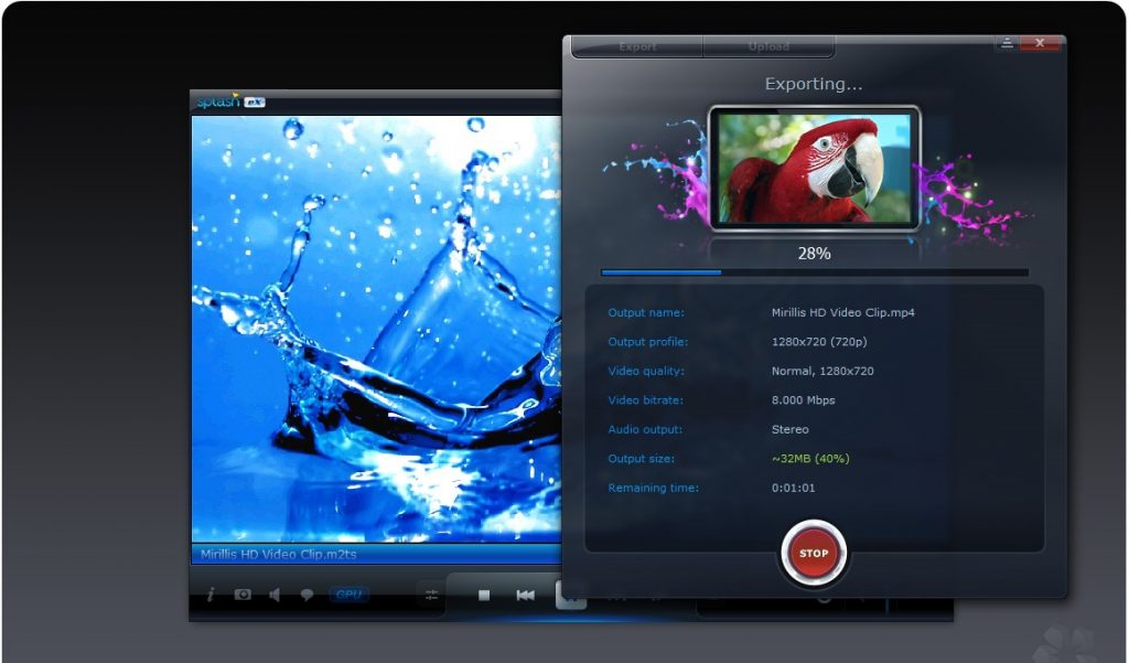 Mirillis Splash 2.7.0 With Keygen Full Version Free Download