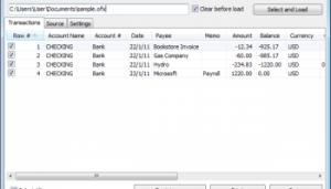 Portable Bank2QFX 4.0.104 Crack+Registry Key Free Download